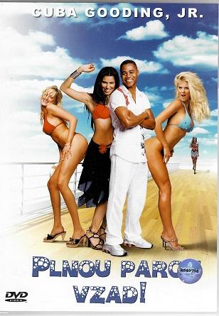 Plnou parou vzad! / Boat Trip ( plast ) DVD