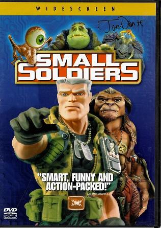 Small Soldiers / Malí válečníci ( originální znění, titulky CZ ) plast DVD