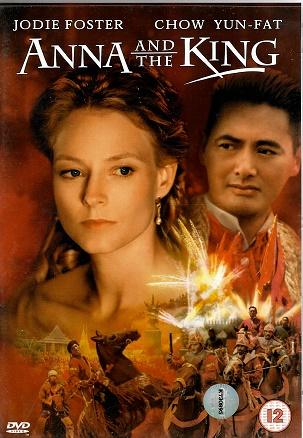 Anna and the King / Anna a král ( originální znění, titulky CZ ) plast DVD