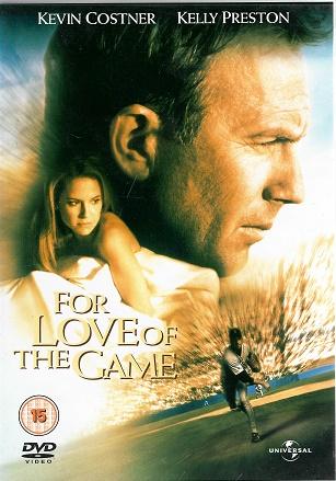 For Love of the Game / Hra snů ( originální znění s CZ titulky ) plast DVD