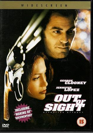 Out of Sight / Zakázané ovoce ( plast ) DVD