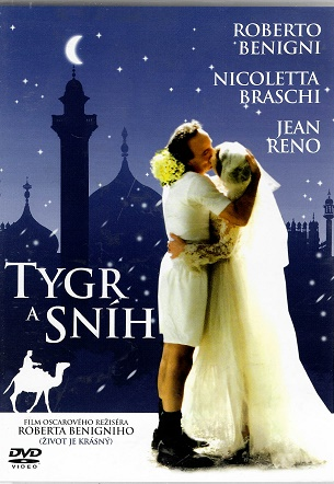 Tygr a sníh / The Tiger and the Snow ( plast ) DVD
