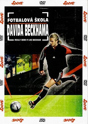 Fotbalová škola Davida Beckhama ( pošetka ) DVD