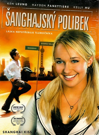 Šanghajský polibek / Shanghai Kiss ( digipack ) DVD