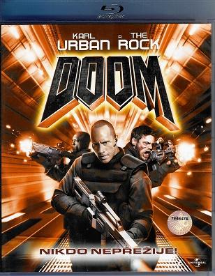 Doom ( BLU-RAY )
