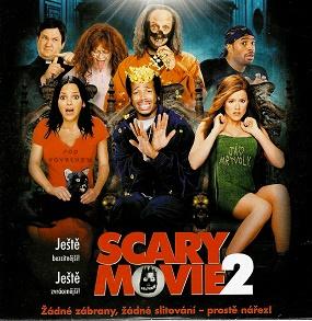Scary movie 2 ( pošetka malá ) DVD