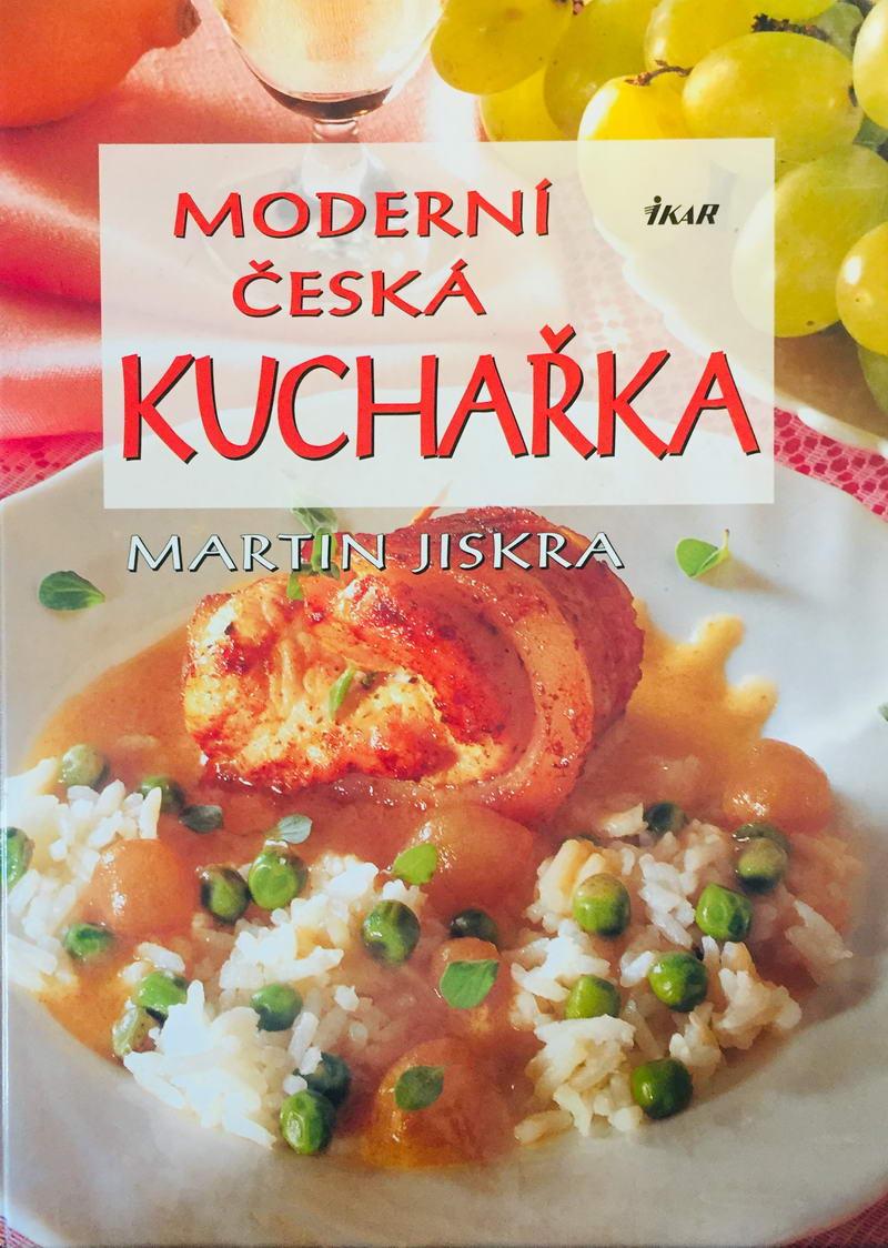Moderní česká kuchařka - Martin Jiskra