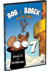 Bob a Bobek na cestách 7 - DVD /plast/