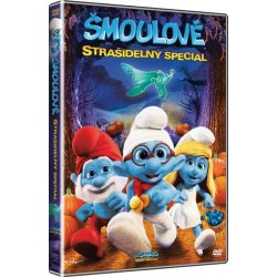 Šmoulové - strašidelný speciál - DVD /plast/