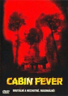 Cabin Fever - DVD /plast/bazarové zboží/