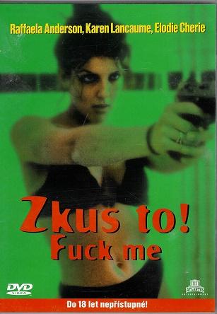 Zkus to! / Fuck me ( Slim ) DVD