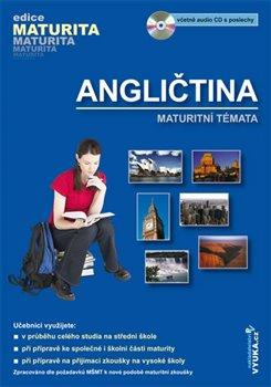 Angličtina - maturitní témata - Dagmar El-Hmoudová /kniha+CD/bazarové zboží/