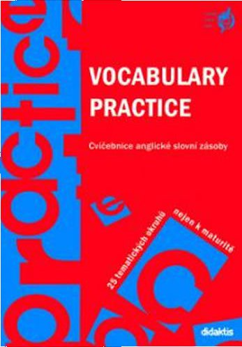 Vocabulary Practice -  Cvičebnice anglické slovní zásoby - Juraj Belán /bazarové zboží/