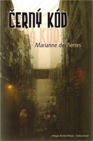 Černý kód - Marianne de Pierres