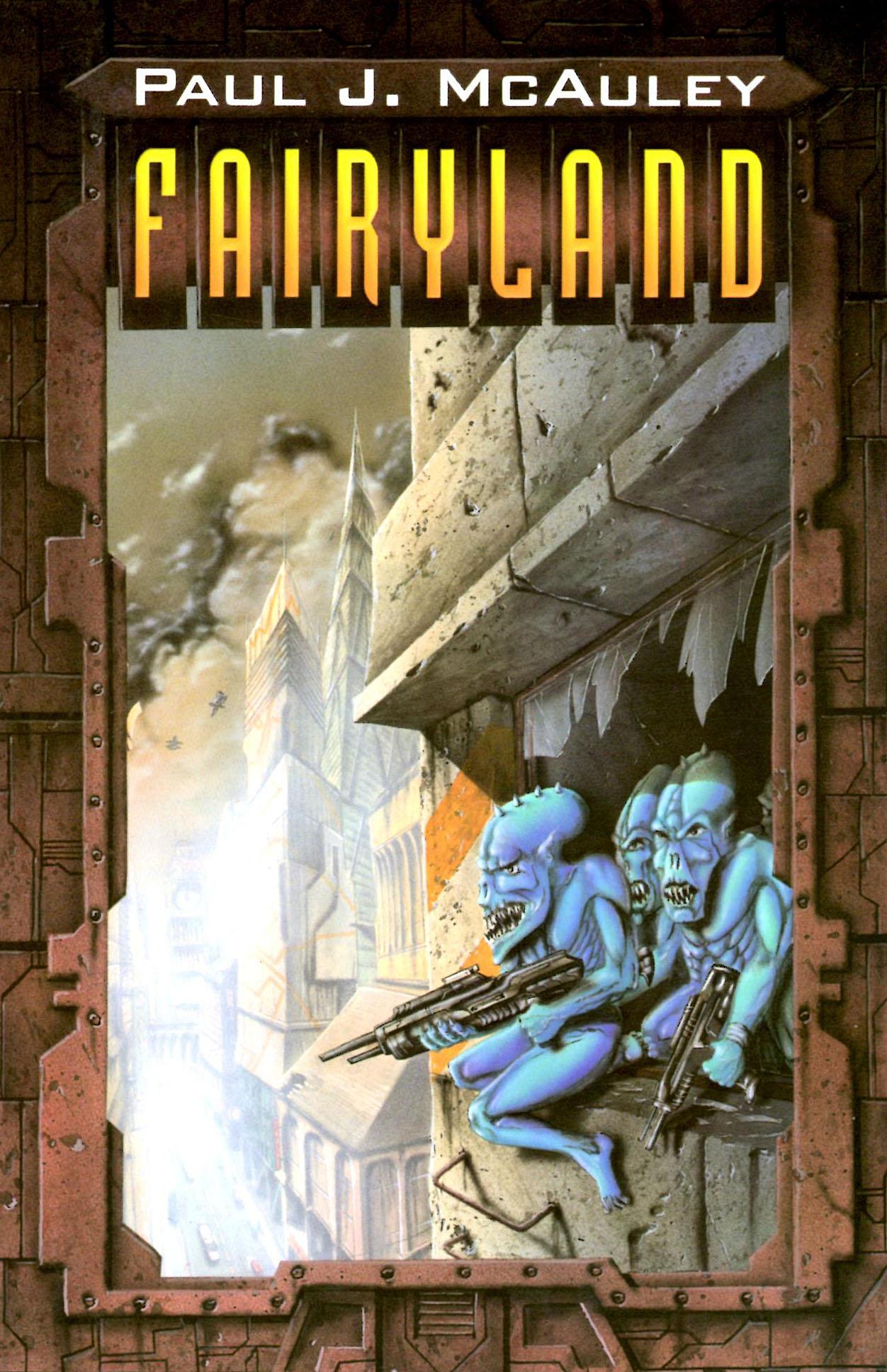 Fairyland - Paul J. McAuley