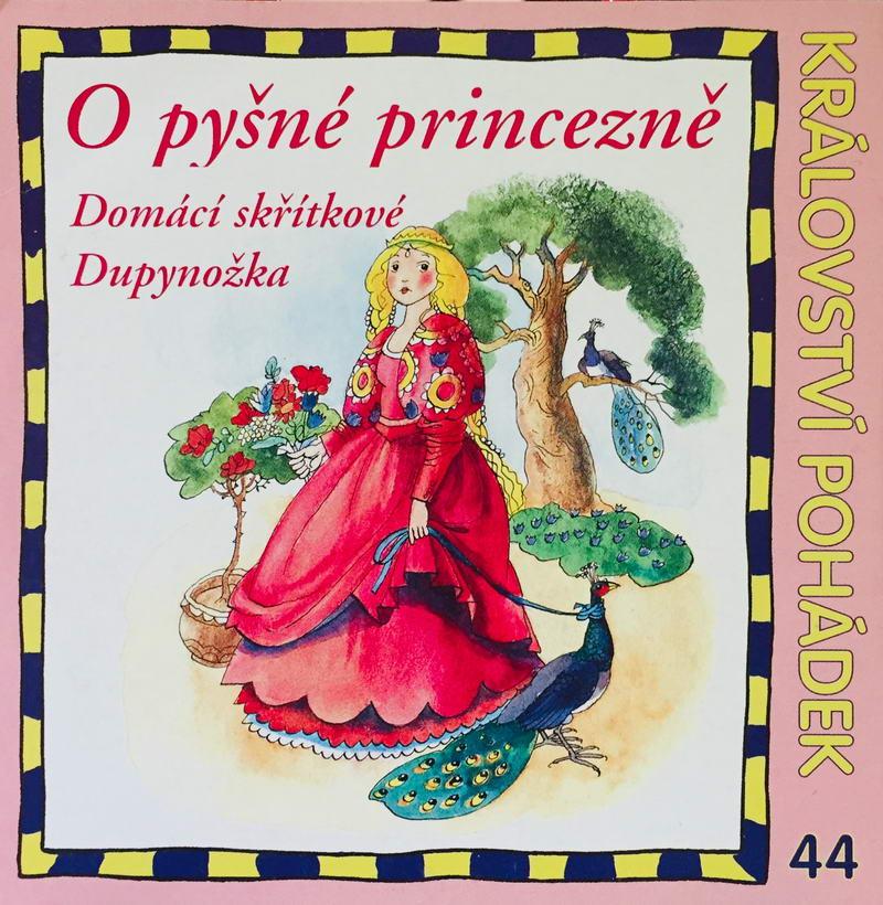 Království pohádek 44 - CD /pošetka malá/