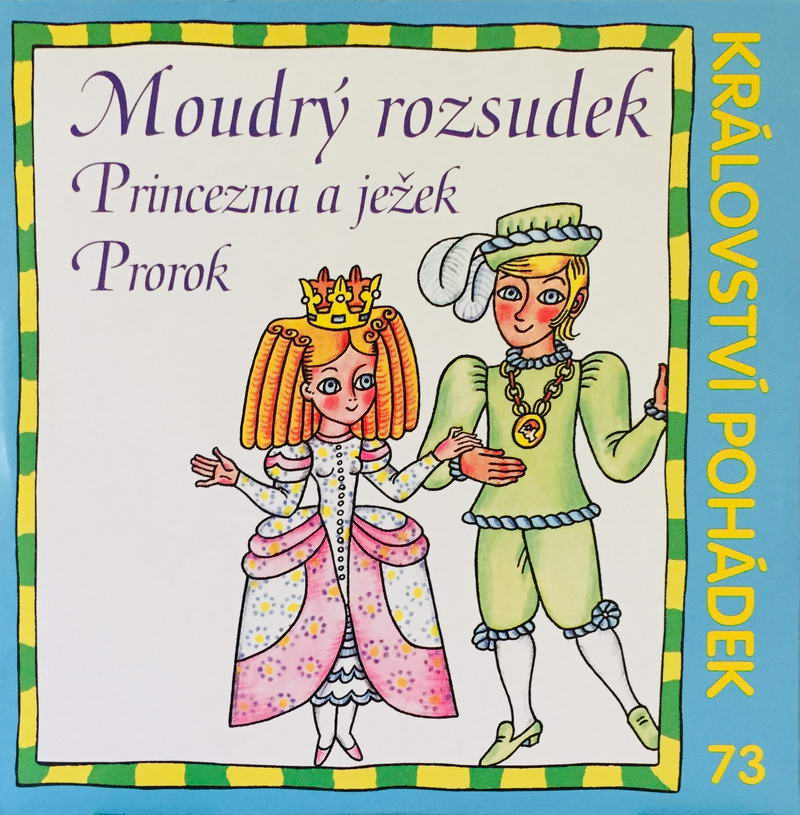 Království pohádek 73 - CD /pošetka malá/