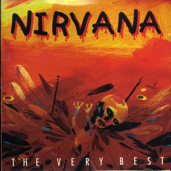 Nirvana - The very best - CD /plast/