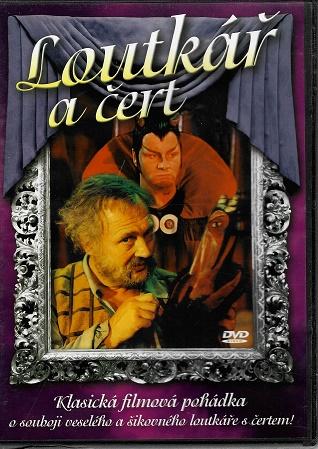 Loutkář a čert ( Plast) DVD