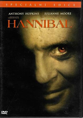 Hannibal - speciální edice 2 DVD ( originální znění, titulky CZ ) plast DVD