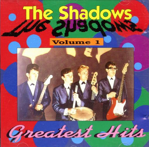 The Shadows - Gretest Hits - Volume 1 - CD /plast/