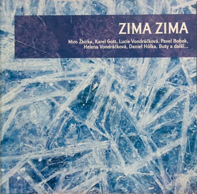 Zima zima - CD /plast/