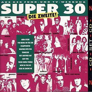 Super 30 - Die Zweite! - 2xCD /plast/