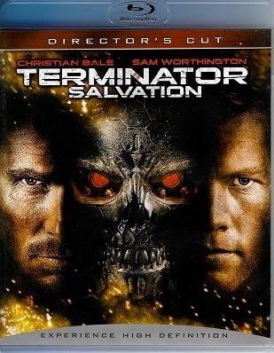 Terminator Salvation ( blu-ray )