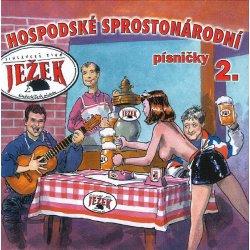Hospodské sprostonárodní písničky 2. - CD /plast/