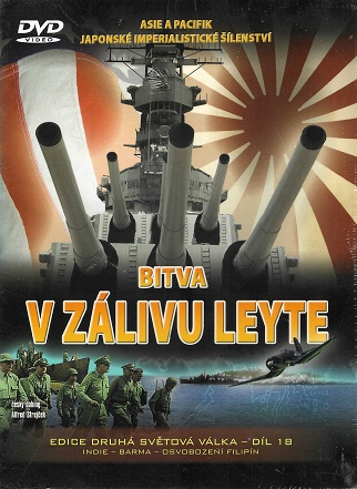 Bitva v zálivu Leyte ( digipack ) DVD