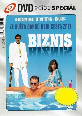 Biznis ( pošetka) DVD