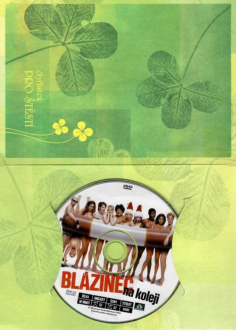 Blázinec na koleji ( dárkový obal ) DVD