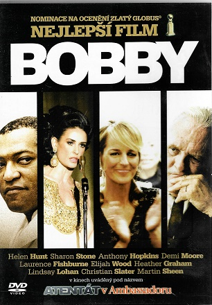 Bobby / Atentát v Ambassadoru ( plast ) DVD