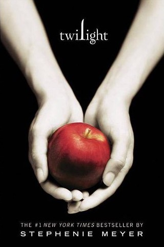 Twilight - Stephenie Meyer /bazarové zboží/v angličtině/