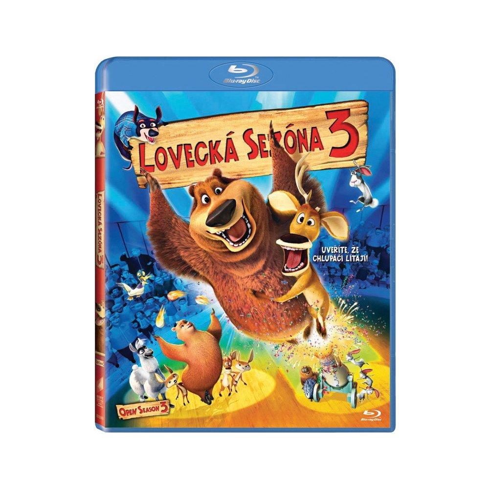 Lovecká sezóna 3 - Blu-ray