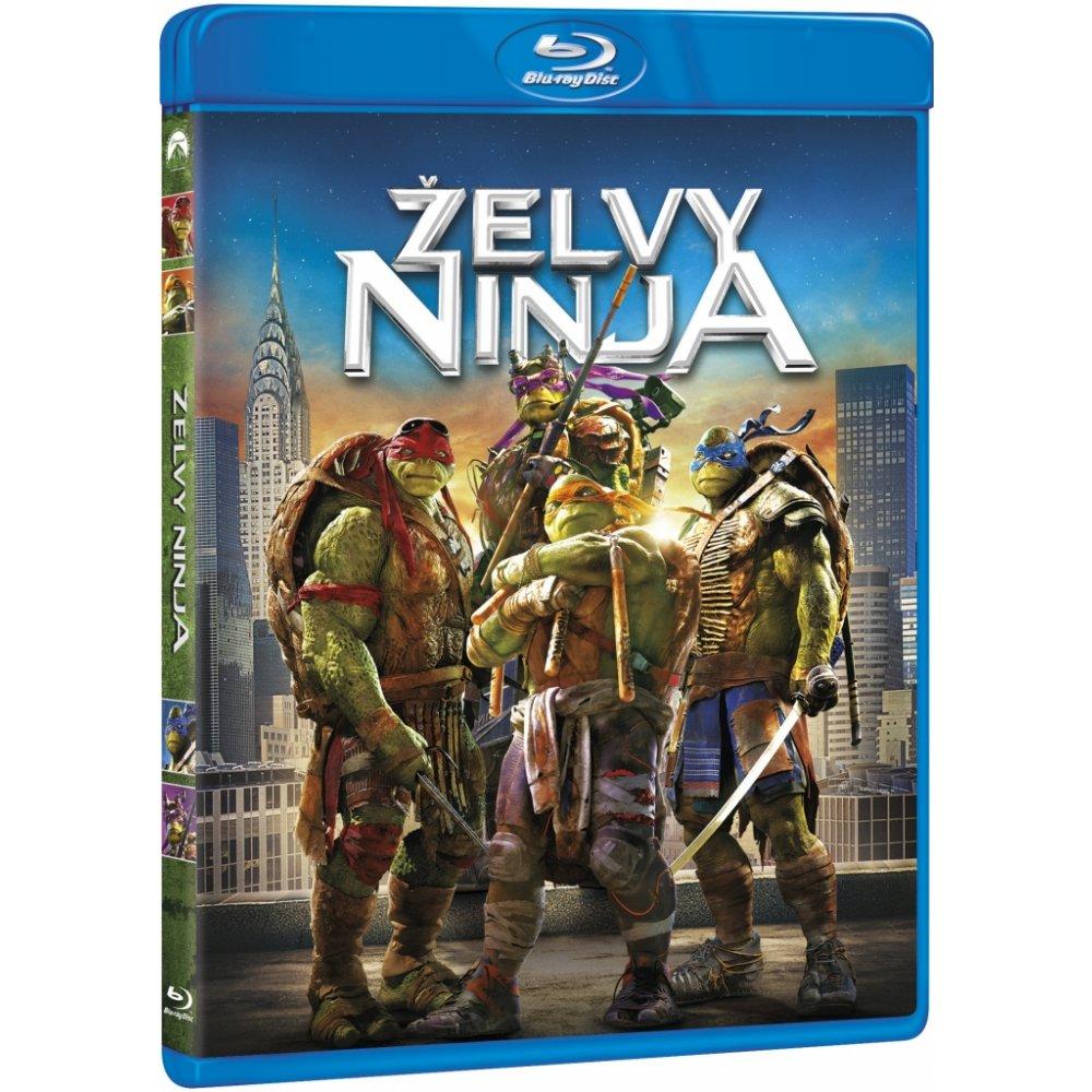 Želvy Ninja (Blu-ray)