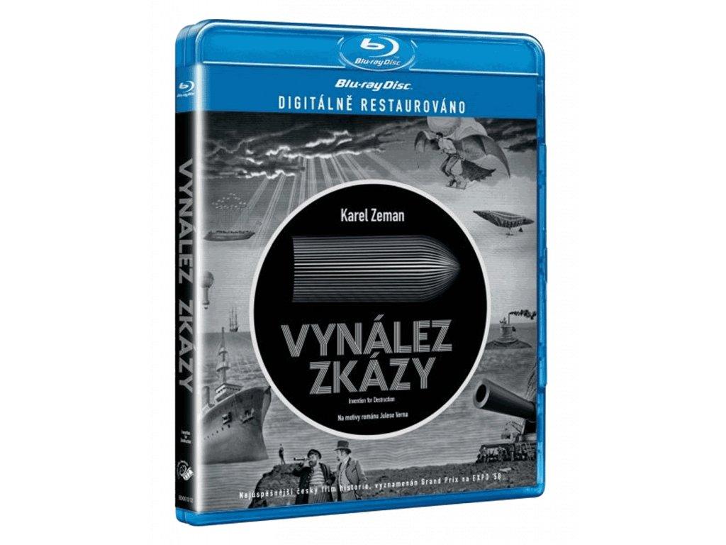 Vynález zkázy - Blu-ray