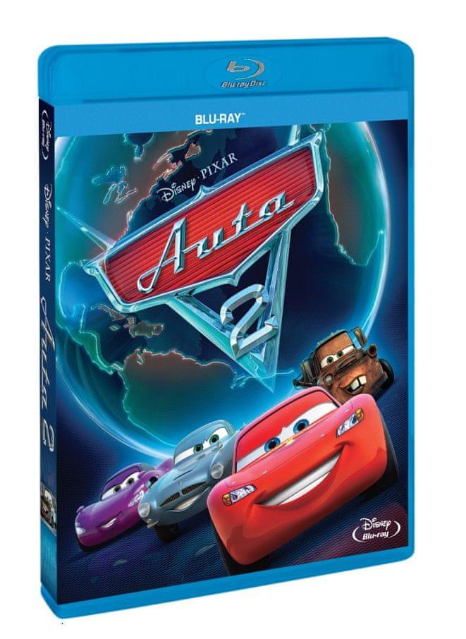 Auta 2 (Blu-ray)
