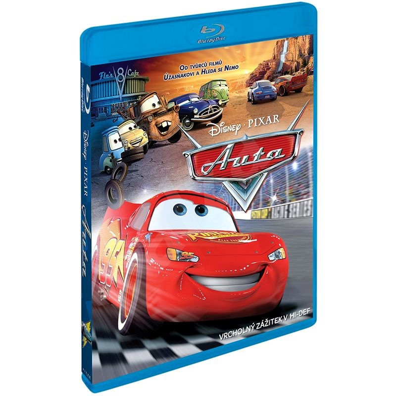 Auta (Blu-ray)