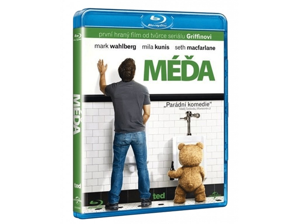 Méďa - Blu-ray
