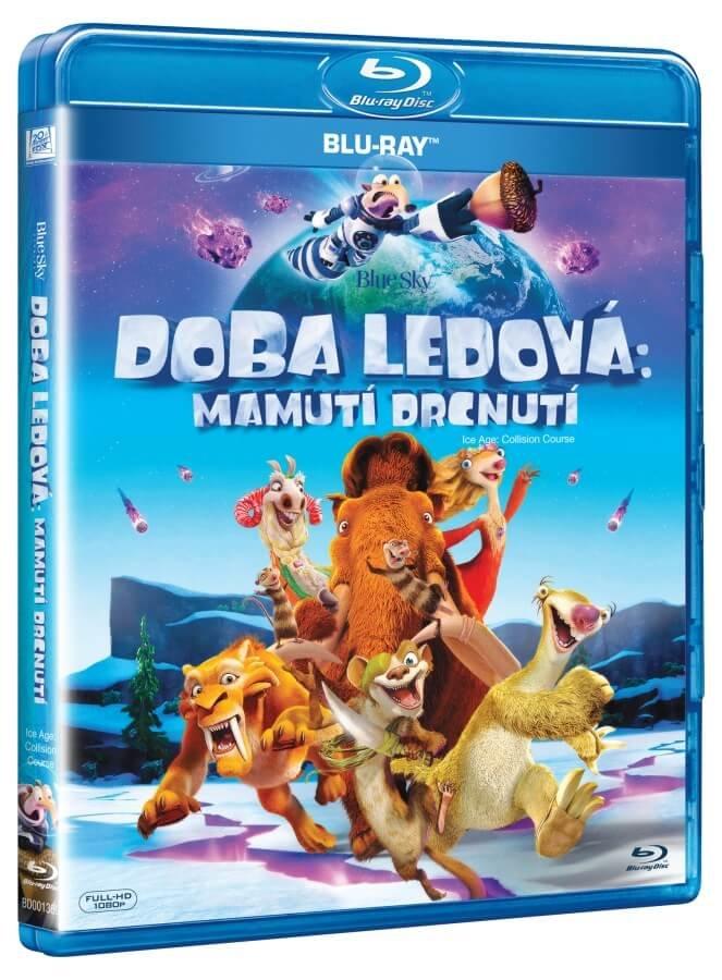 Doba ledová 5: Mamutí drcnutí - Blu-ray