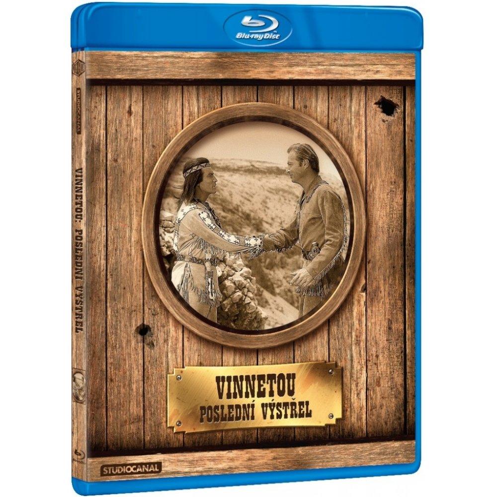 Vinnetou - Poslední výstřel (Blu-ray)