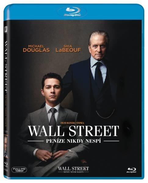 Wall Street: Peníze nikdy nespí - Blu-ray