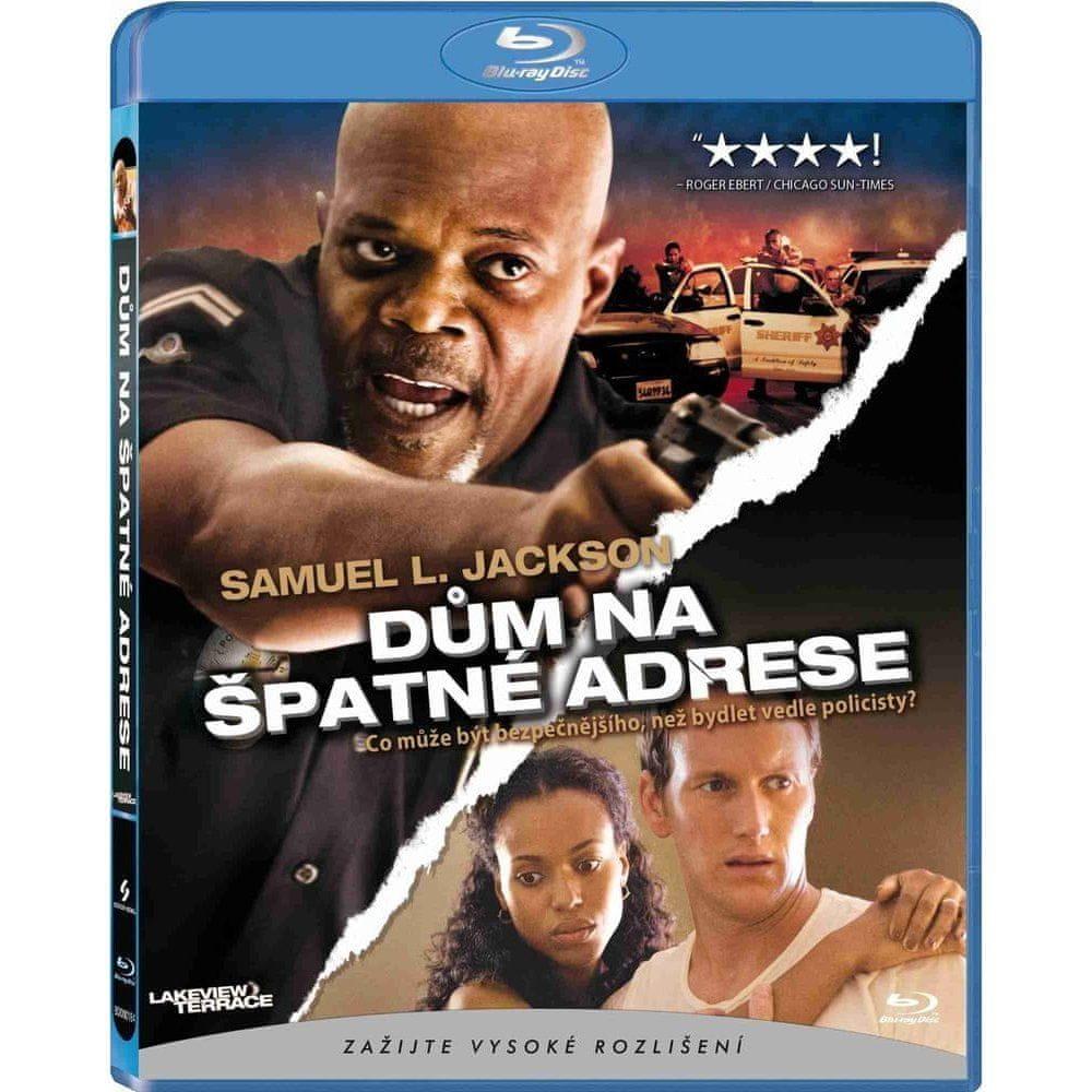 Dům na špatné adrese - Blu-ray