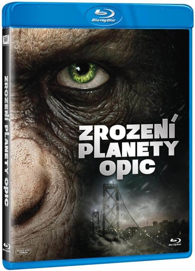 Zrození planety opic - Blu-ray