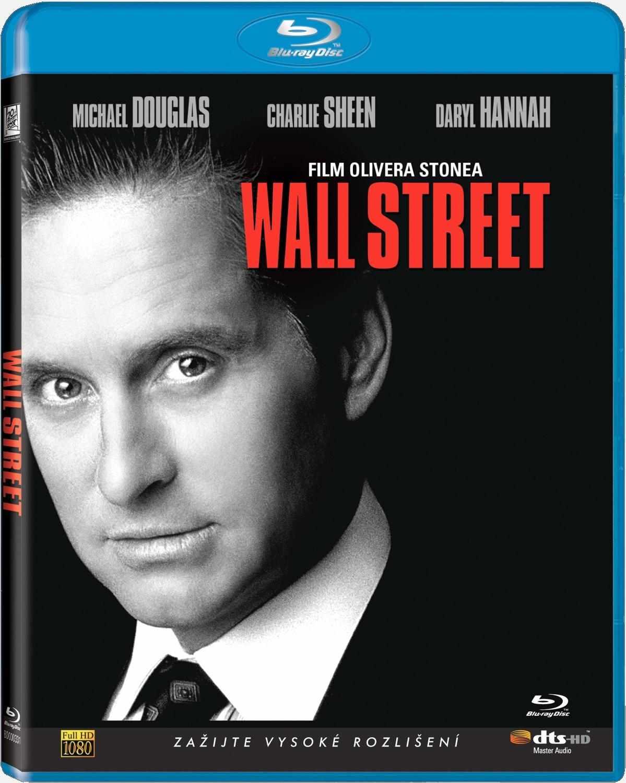 Wall Street - Blu-ray