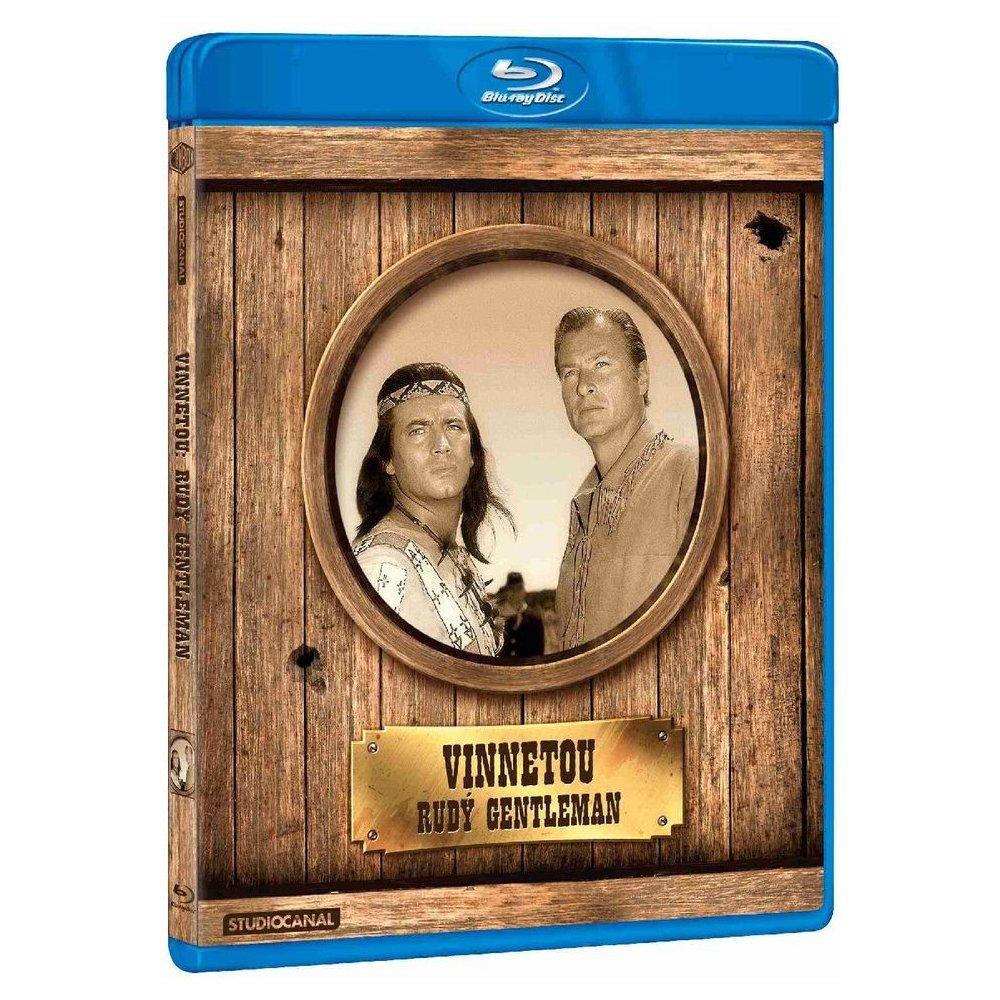 Vinnetou - Rudý gentleman (Blu-ray)