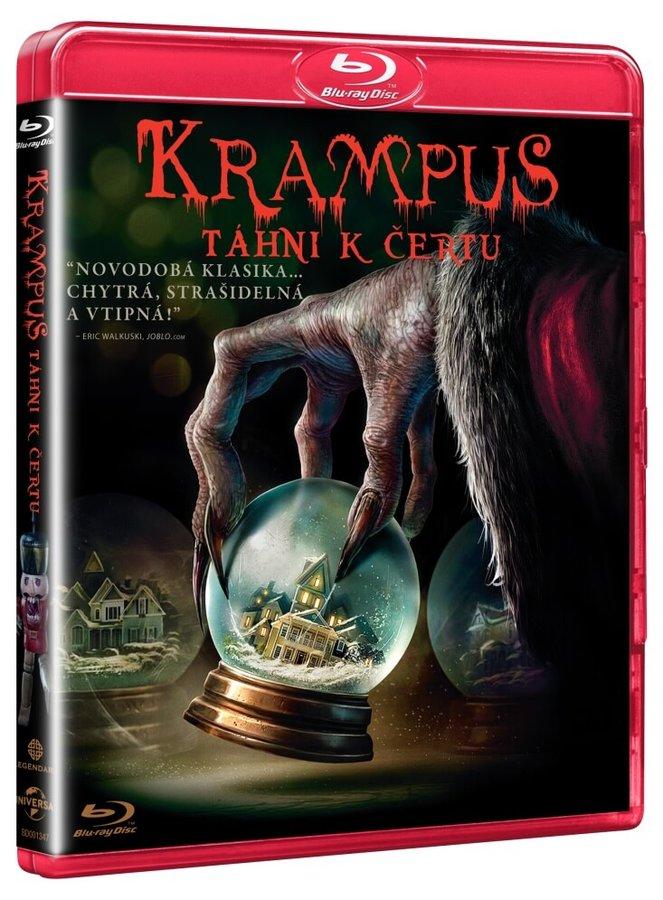 Krampus: Táhni k čertu - Blu-ray