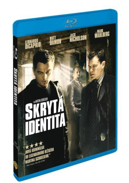 Skrytá identita (Blu-ray)