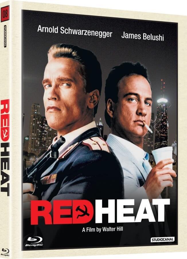 Red Heat - Rudé horko - Blu-ray